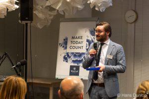 Bas Vollebregt spreekt bij Albedo Network